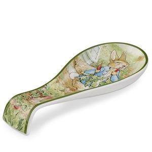 peter rabbit spoon rest